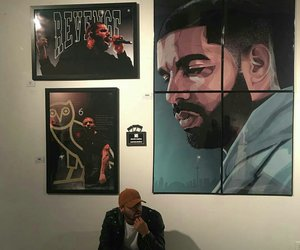 boy and Drake image