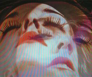 girl, lips, and woman image