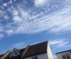 clear skies image