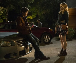 nick robinson, the 5th wave, and cassie sullivan image
