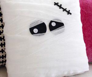 decor, Halloween, and mummy image