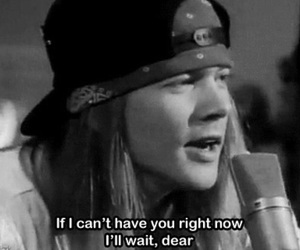 axl rose, Guns N Roses, and music image