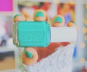 nail polish, nails, and tumblr image