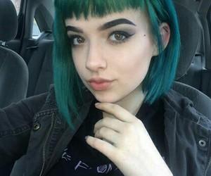 girl, tumblr, and cute image