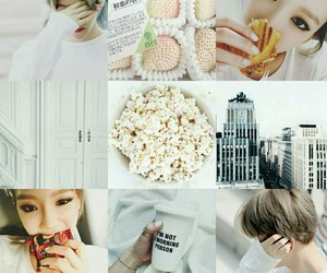 exo, moodboard, and snsd image