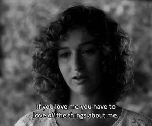 love, quotes, and dirty dancing image
