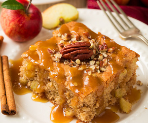 apple, spices, and pecan image