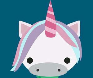 unicorn, cute, and wallpaper image