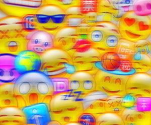 emoji, background, and pop image