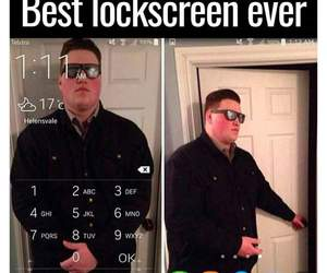 funny and lockscreen image