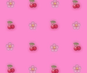 background, cherry, and cherry blossom image