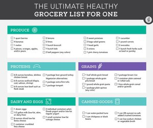 food, grocery, and healthy image