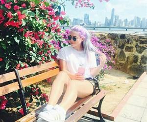 ♥, rainbow hair, and bibisbeautypalace image