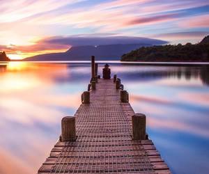 beautiful world, lake, and travel image