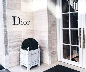 dior, fashion, and luxe image