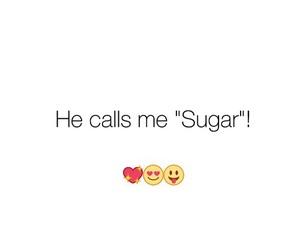 sugar, 😍, and dz aisha image
