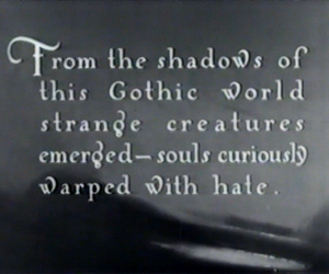 gothic, hate, and shadows image