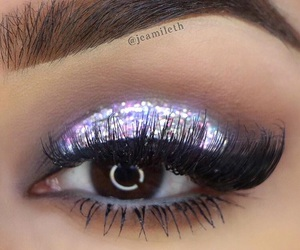 brands, eyebrows, and false lashes image
