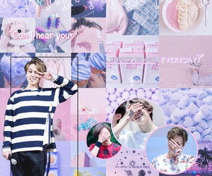 kpop, pastel, and Seventeen image