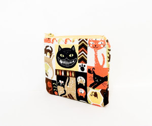 cute pouch, etsy, and small pouch image