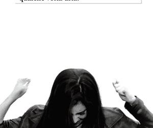 bianco e nero, frasi, and lauren jauregui image