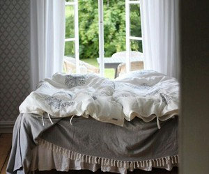 bedding, home decor, and gray image