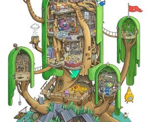 adventure time, art, and cartoon image