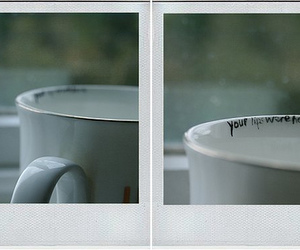 cup and lips image