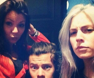 Harry Styles, one direction, and gemma styles image