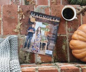autumn, fall, and magnolia market image