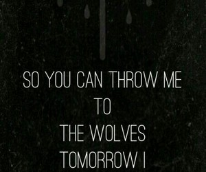 throne, bmth, and bring me the horizon image