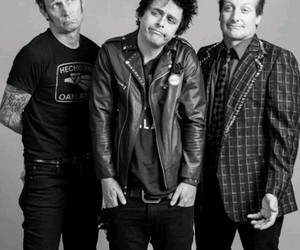 billie joe armstrong, rock, and tre cool image