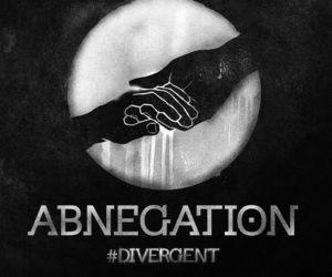 abnegation, divergent, and divergente image