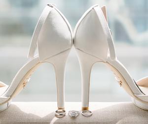 bride, day, and elegant image