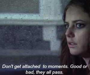 skin, Effy, and quotes image