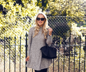 blond, fashion, and casual image