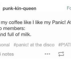 bands, brendon urie, and music image