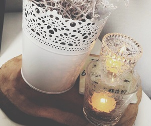autumn, candles, and cosy image