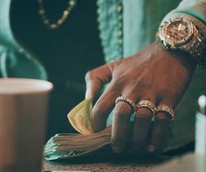 fashion, future, and money image
