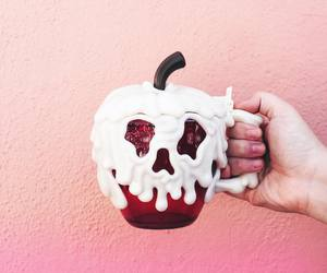 apple, disney, and pink image