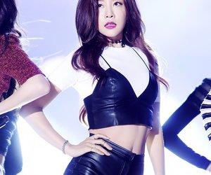 kpop, yura, and girls day image