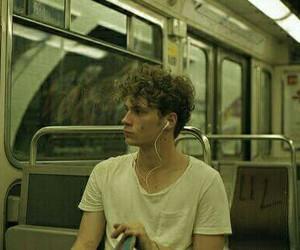 boy, music, and grunge image
