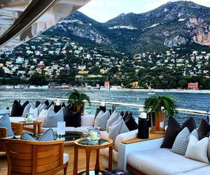 luxury, summer, and travel image