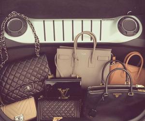 luxury, bag, and chanel image