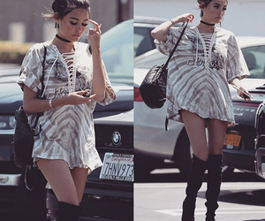 celebrities, fall, and fashion image
