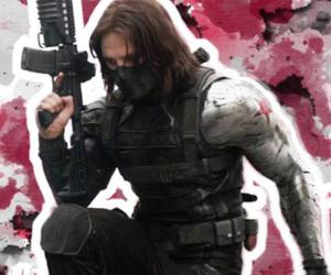 Marvel and winter soldier image
