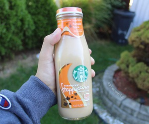 frapuccino and tumblr quality image