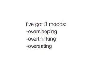 mood, instagram, and thoughts image
