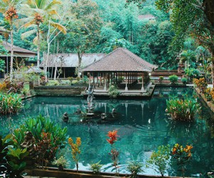 house, bali, and Dream image