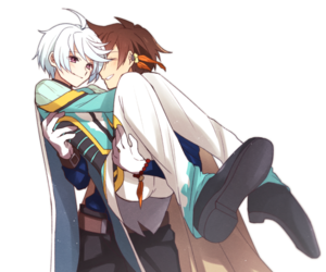 steven universe and tales of zestiria image